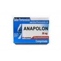 Anapolon (Анаполон, Оксиметолон) Balkan 100 таблеток