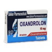 Oxandrolone (Оксандролон, Анавар) Balkan 100 таблеток