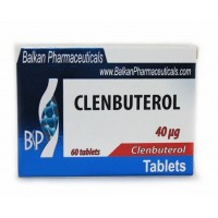 Кленбутерол Balkan (Clenbuterol)